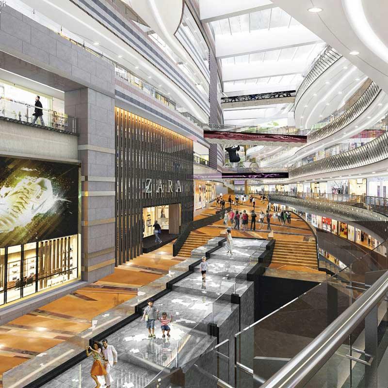 Malls Designs